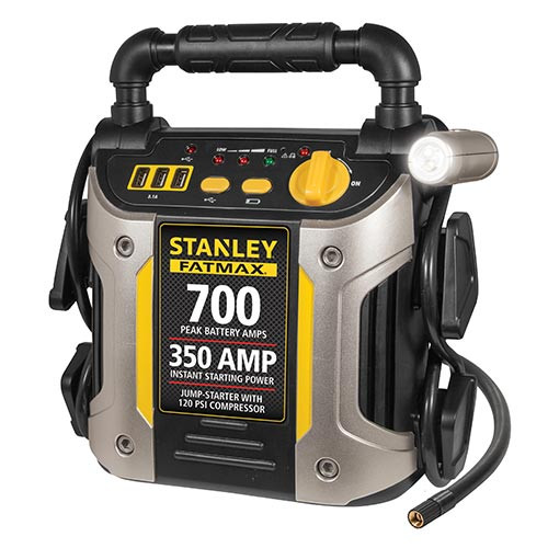 FATMAX 350 Amp Jump Starter with Compressor