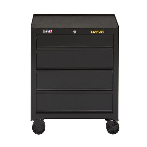 """100 Series 26.5"""" 4-Drawer Rolling Tool Cabinet"""