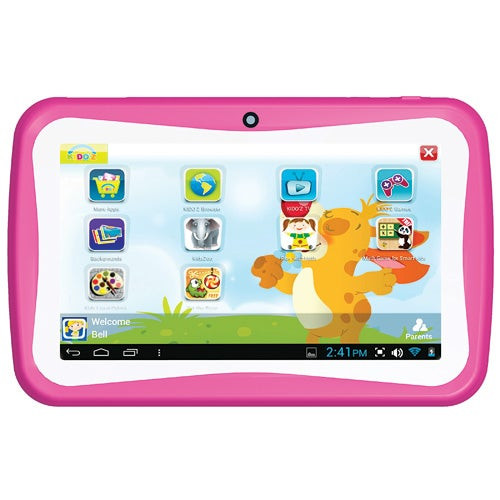 """7"""" Android Dual Core Kids Tablet Pink"""