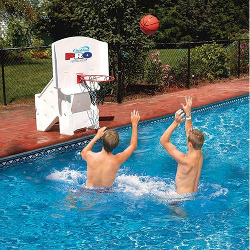 Cool Jam Pro Poolside Basketball