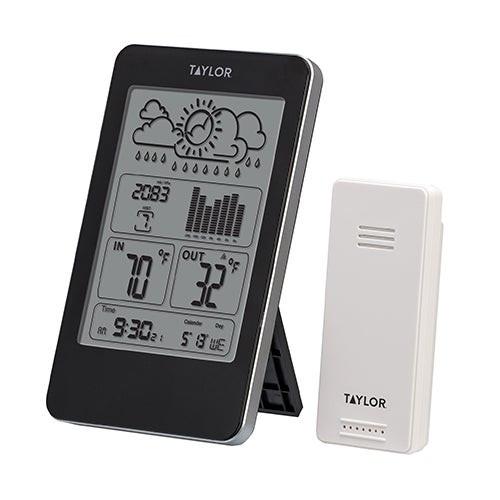 Wireless Indoor/Outdoor Digital Thermometer/Barometer
