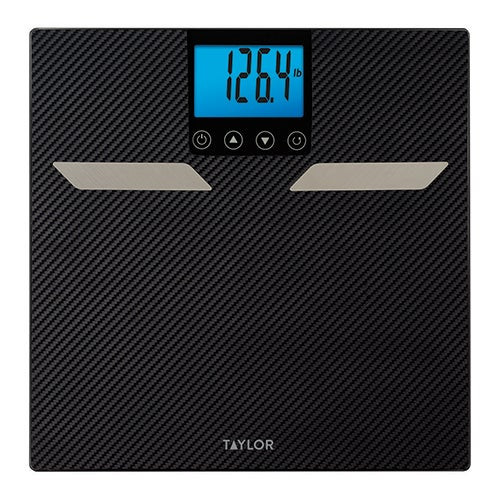 Body Composition Scale w/ Carbon Finish