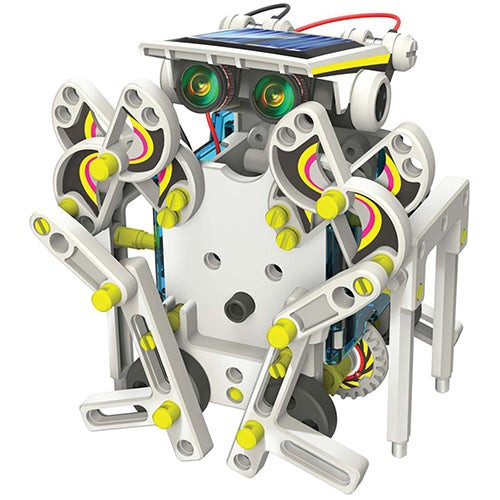 Solarbot.14 Solar Robot Kit Ages 10+ Years