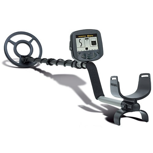 """Alpha 2000 Metal Detector with 8"""" Concentric Coil"""