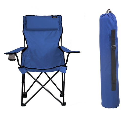 Classic Bubba Comfort Chair Blue
