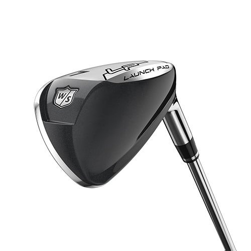 Launch Pad Graphite Shaft 4-PW Irons Right Handed Regular Flex