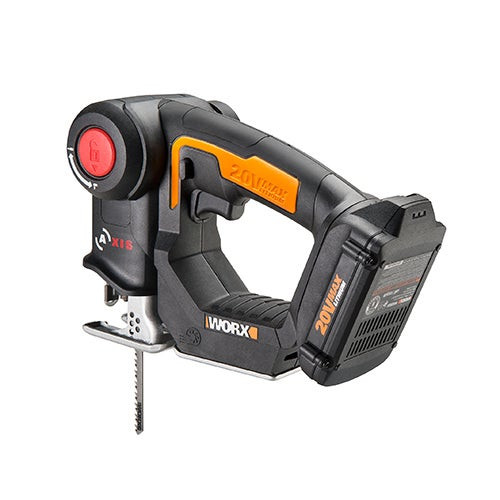 20V MAX Axis 2-in-1 Multi Purpose Saw Reciprocating & Jig