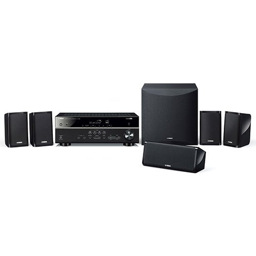 5.1 Channel Home Theater System