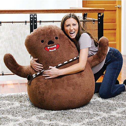 Star Wars Chewbacca Bean Bag Pillow Hugger