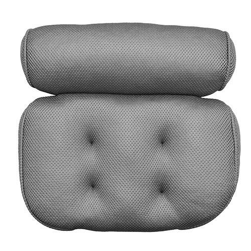 H2O Pad Bath Pillow Dark Grey
