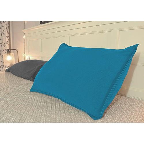 Sleepybo Pillow w/ Turquoise Pillowcase