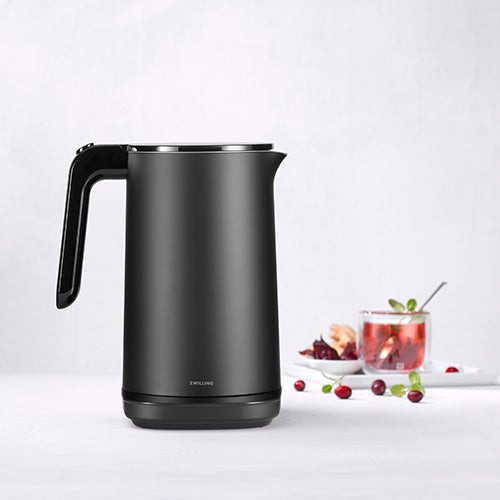 Enfinigy Cool Touch Kettle Pro Black