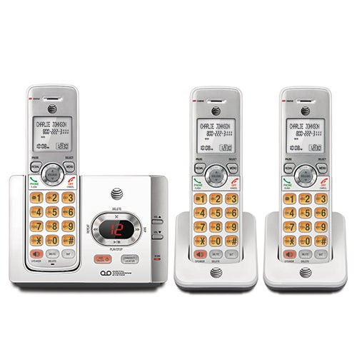 3 Handset Answering System w/ Caller ID/Call Waiting
