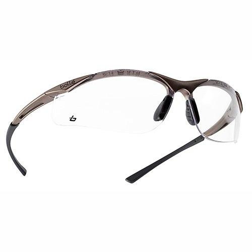 Contour Clear Lens Safety Eyewear