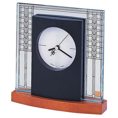 Glasner House Frank Lloyd Wright Mantel Clock