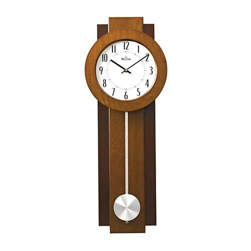 Avent Pendulum Two-Tone Wall Clock