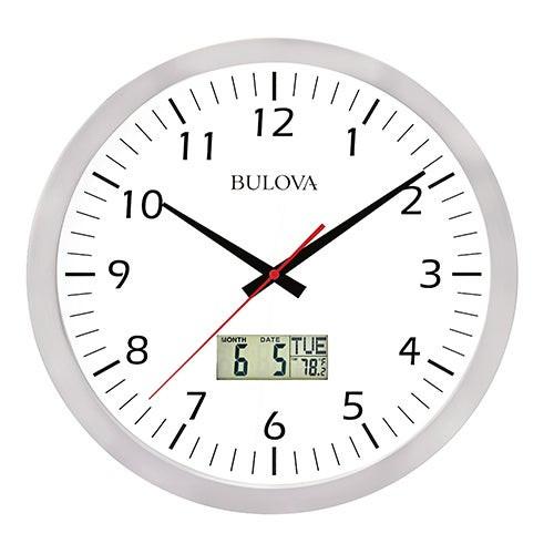 Manager Temperature Wall Clock