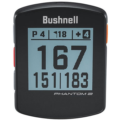 Phantom 2 Handheld Golf GPS Black