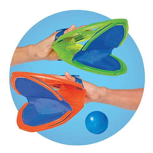 Squap Pop Paddles Throw and Catch Game