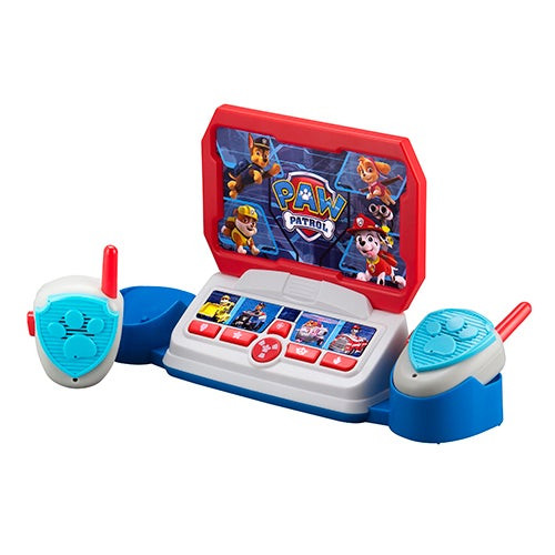 Paw Patrol Walkie Talkie Command Center Ages 3+ Years