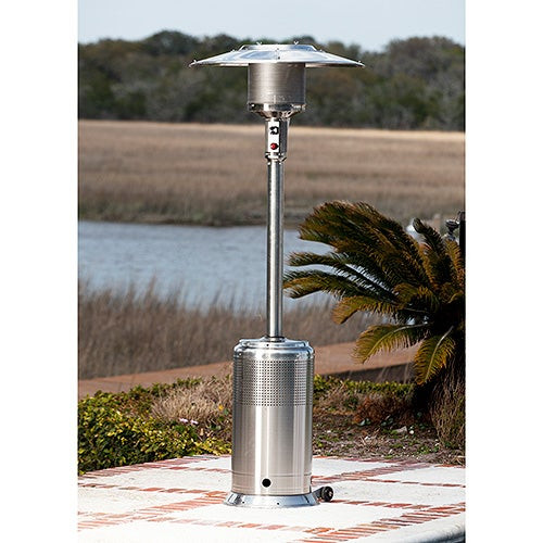 Stainless Steel 46000 BTU Pro Series Patio Heater