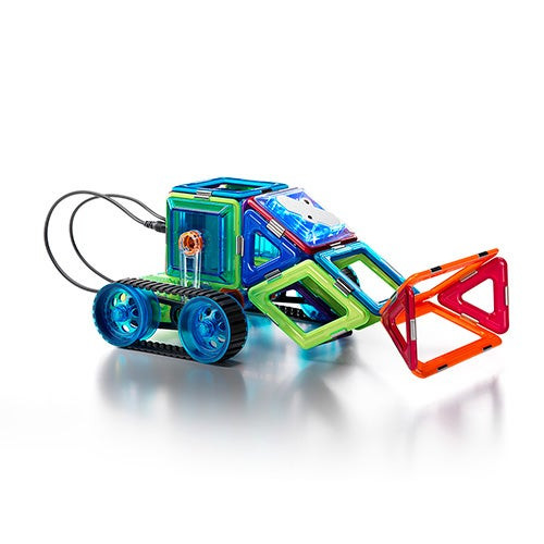 Mars Explorer Magnetic Space Truck w/ Remote Control Ages 5+ Years