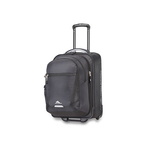 Winslow Carry-on with Zip-Off Day Pack Black/Ash