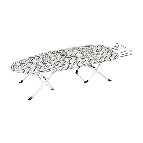 Tabletop Collapsible Ironing Board w/ Cover Patterned