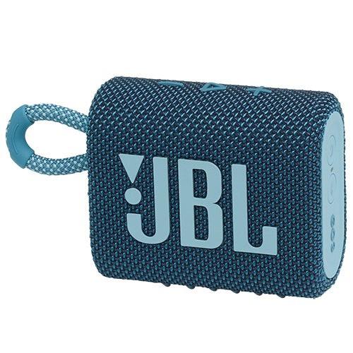 GO 3 Waterproof Portable Bluetooth Speaker Blue