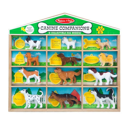 Canine Companions Play Set Ages 3+ Years