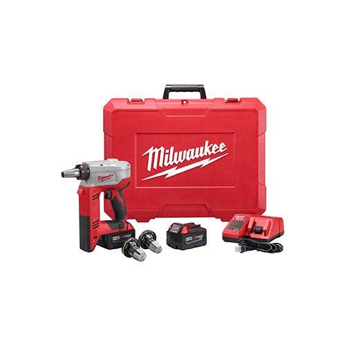 M18 ProPEX Expansion Tool Kit w/ 2 Batteries