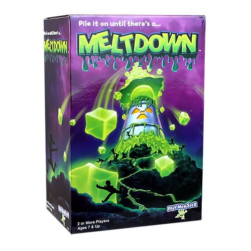 Meltdown Game Ages 7+ Years