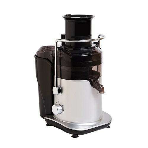 Self-Cleaning Juicer