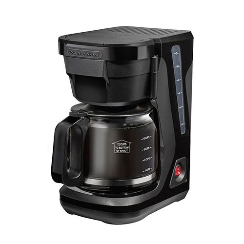 12 Cup Compact Coffeemaker