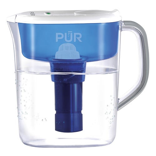 PUR Ultimate 11 Cup Pitcher w/ Lead Reducer Filter