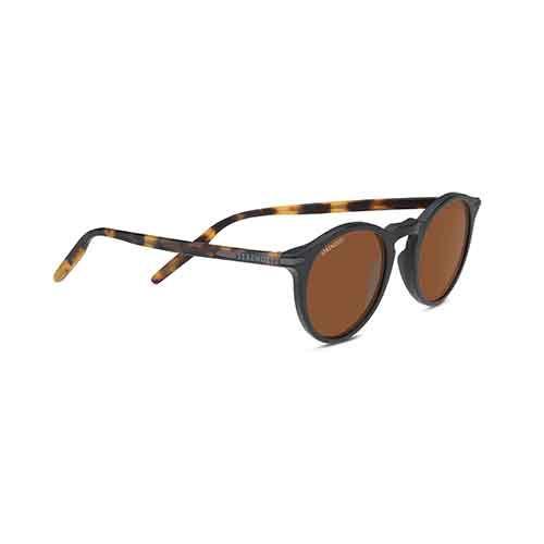 Raffaele Matte Black-Mossy Oak Sunglasses w/ Polar Drivers