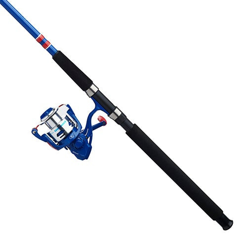 Contender Big Water Spining Combo 2pc 9ft Rod 70 Reel Size