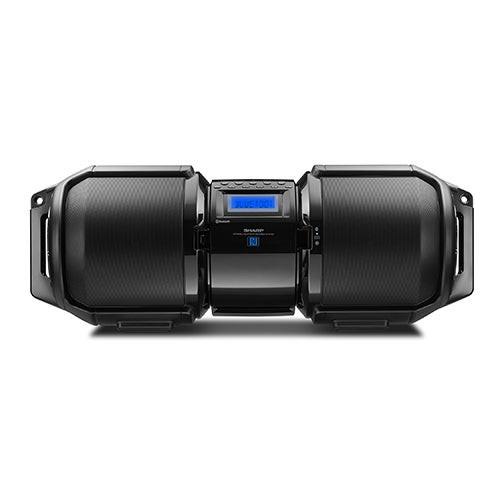 100W Portable Bluetooth Boombox