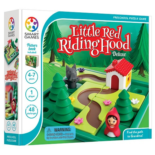 Little Red Riding Hood Deluxe Game Ages 4-7 Years