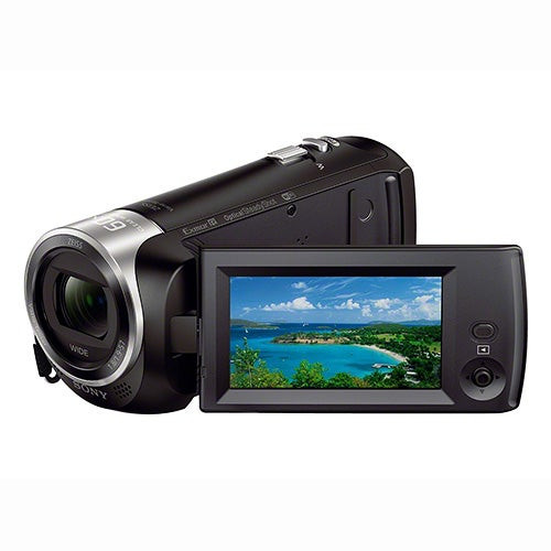 Full HD 60P Camcorder w/30X Optical Zeiss Lens