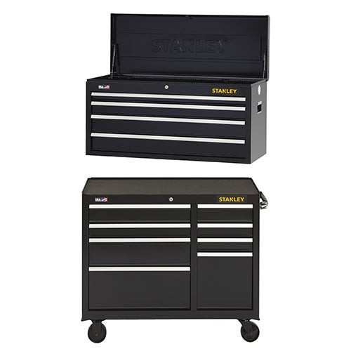 """300 Series 41"""" 8-Drawer Roller Cabinet w/ 4-Drawer Top Chest"""