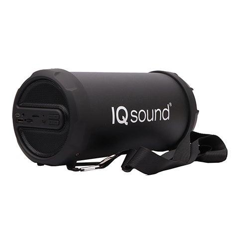 "4"" HiFi Portable Bluetooth Speaker Black"