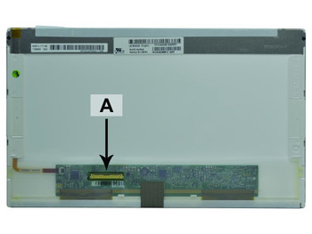 2-Power 10.1 WSVGA 1024x600 LED Glossy Screen - replaces B101AW03V.1