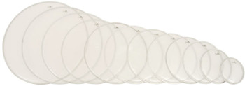 CLEAR DRUM HEADS [176.165UK]