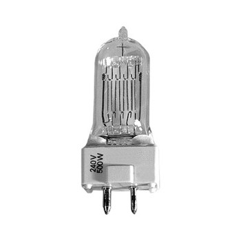 GE 500 W GY9.5 A1/244 High Quality Theatre Lamp