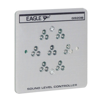 Eagle High Intensity Remote LED Display For Use With Eagle Noise Control Systems