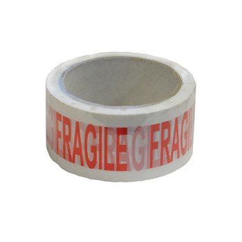 48 mm x 50 m Fragile Packing Tape
