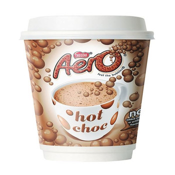 Nescafe and Go Aero Hot Chocolate Pk 8 12033789