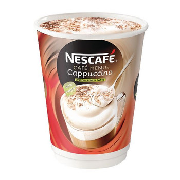 Nescafe and Go Cappuccino Pack of 8 12033811