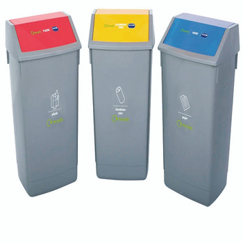 Addis Recycling Bin Kit 505575/505574